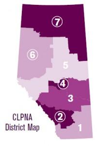 CLPNA Election District Map
