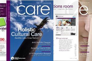 CARE Magazine Fall 2013