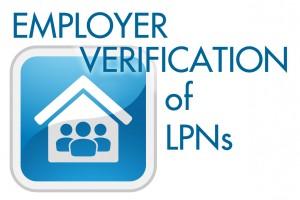 Employer Verification of LPNs