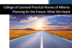"READ - CLPNA's ""Planning for the Future: What We Heard"" Think Tank Report 2013"