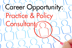 Practice and Policy Consultant