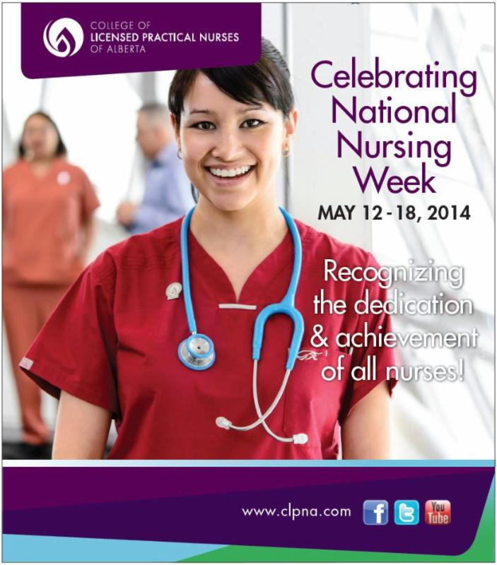 National Nursing Week 2014