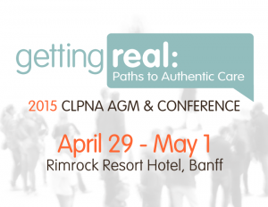 2015 CLPNA AGM and Conference