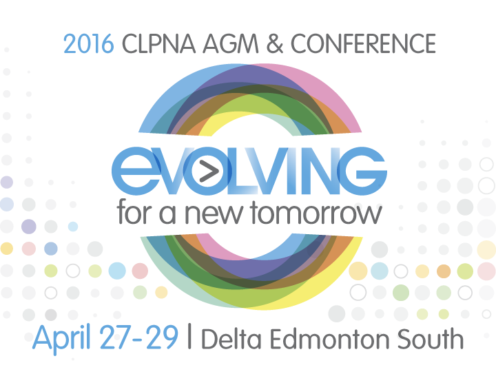 2016 AGM and Conference logo