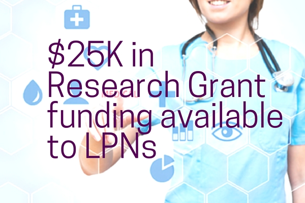 ad_Advancing_Knowledge_in_Practical_Nursing_Research_Grant_words_600x400